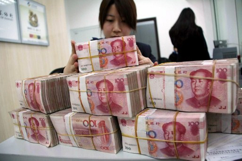 China cuts reserve requirements as economy slumps