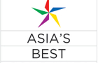 Asia's best managed companies by industry sector