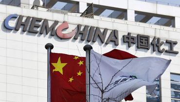 ChemChina adds euro ammunition after Syngenta deal