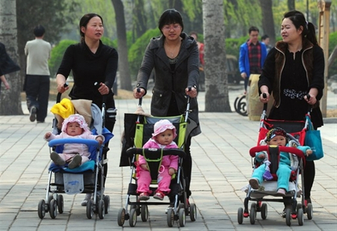 China's demographic time bomb