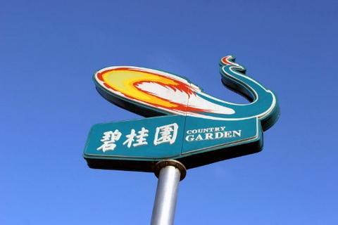 Country Garden raises $400 million from share placement