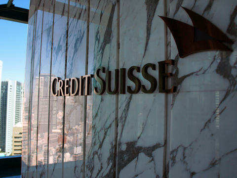 Credit Suisse names Nicole Yuen head of China equities