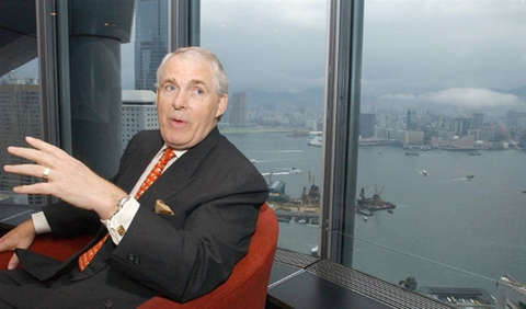 David Eldon returns to HSBC as Middle East chairman