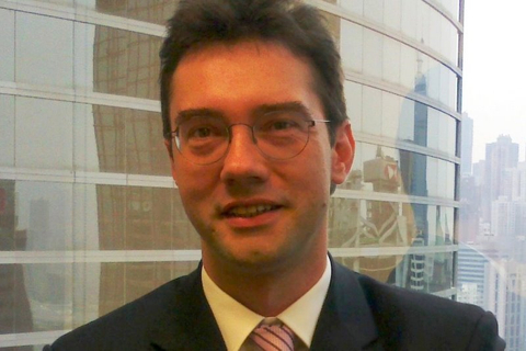 Citi hires electronic markets head for securities services