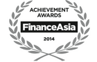 <em>FinanceAsia</em> Achievement Awards 2014
