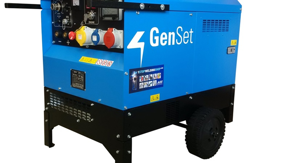 VPower makes small-scale power generators known as gensets