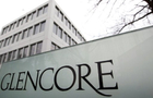Glencore ends flat on first day of trading
