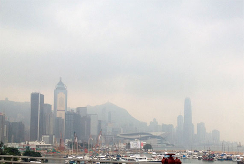 Pollution: Until it hurts business, it won't clear up