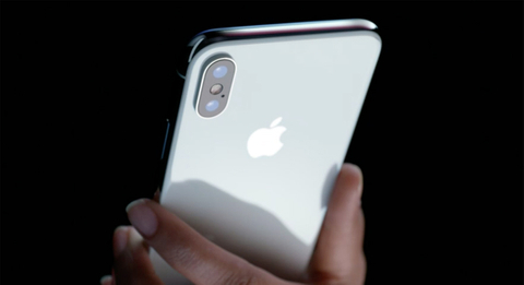 iPhone X buzz boosts rare Hon Hai CB