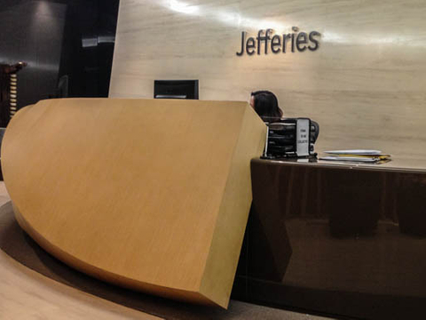 Sherry Liu cut as Jefferies axe falls again