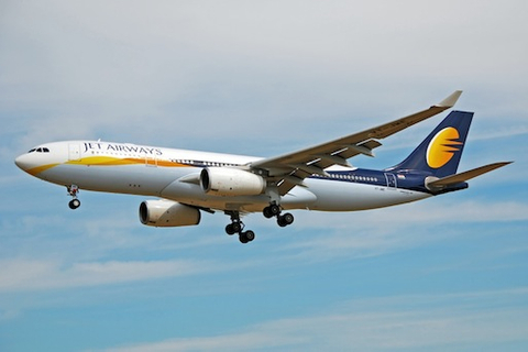 Etihad takes 24% stake in India's Jet Airways