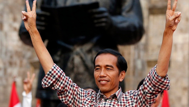 Jokowi wins Indonesia's presidency (at least)