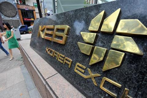 KEB move to raise $168m from Hana block dropped