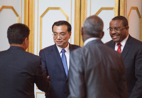 China's changing relationship with Africa