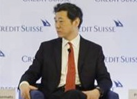 David Li Daokui tells investors to cheer up