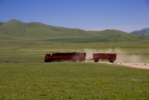 Corporate shareholder trims stake in Mongolian Mining