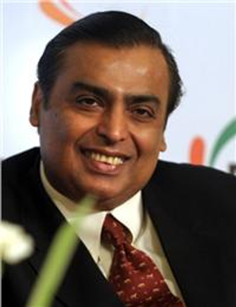 Reliance Industries goes all in