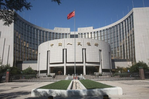 China's central bank stabilises money market