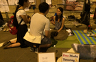 VIDEO: Occupy protest walkthrough