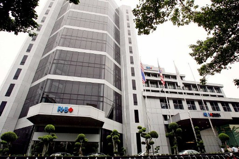RHB prices rights issue