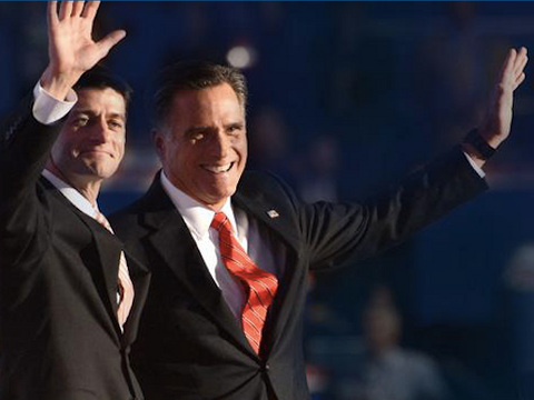 President Romney preferred by markets