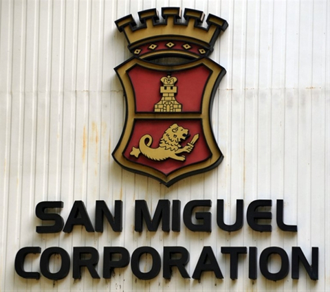 Investors tender only 43.8% of San Miguel's exchangeable bond