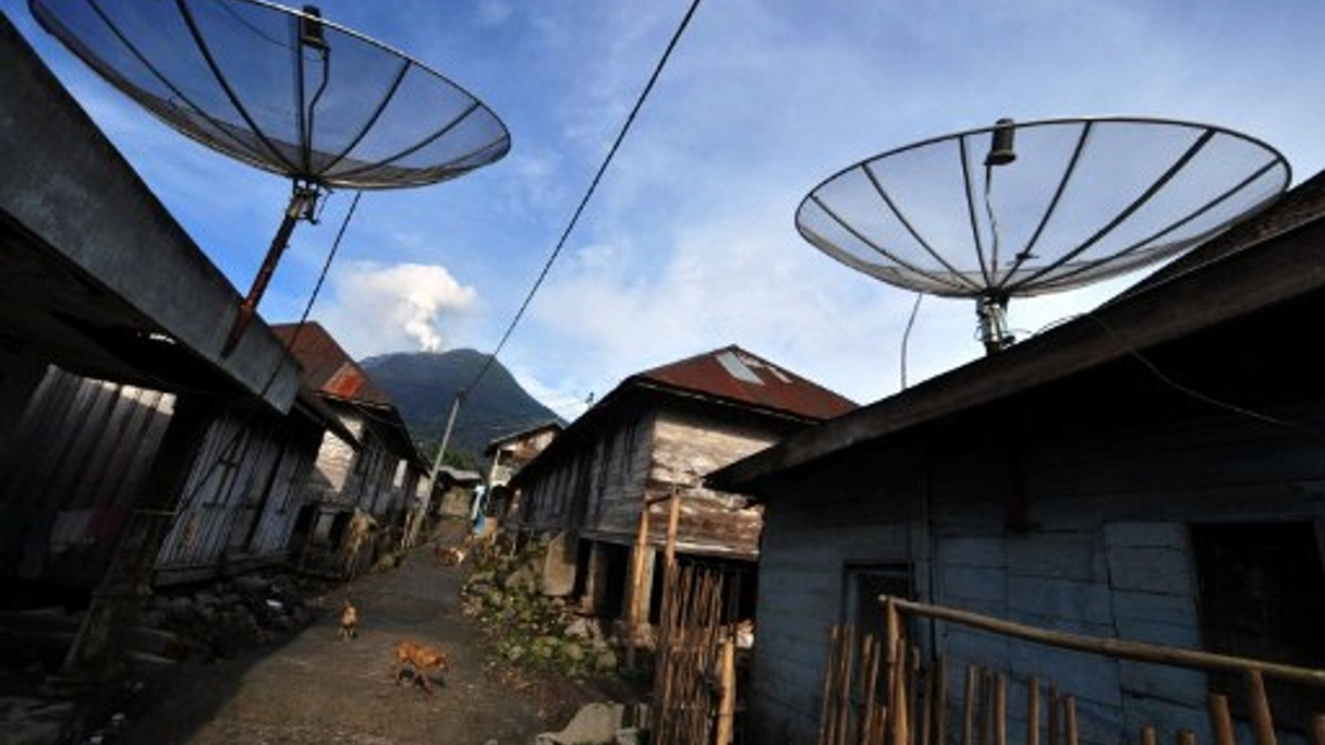 "<div style=""text-align: left;""> Indonesia is one of the most underpenetrated markets in the world for pay-TV (AFP) </div>"