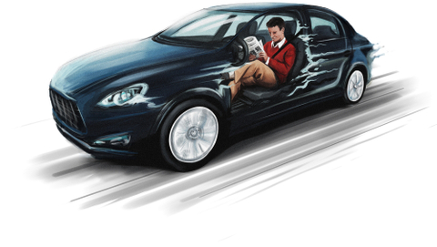 China's Joyson Electronic in self-drive swoop