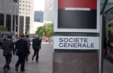 Societe Generale to repatriate proceeds of dim sum bond