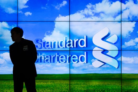 StanChart rings changes as HK CEO retires