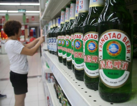 Tsingtao shareholder pockets $193 million from block trade