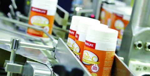 Shanghai Pharma targets Aussie vitamin maker