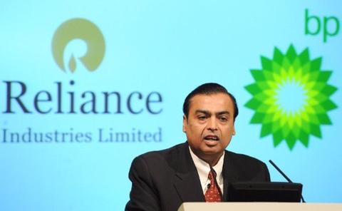 Reliance oils bond markets